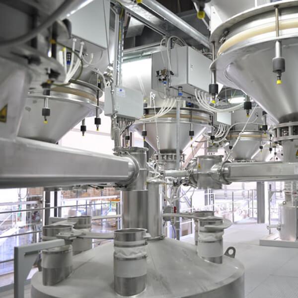 Servizi Elettrosystem per il settore industriale